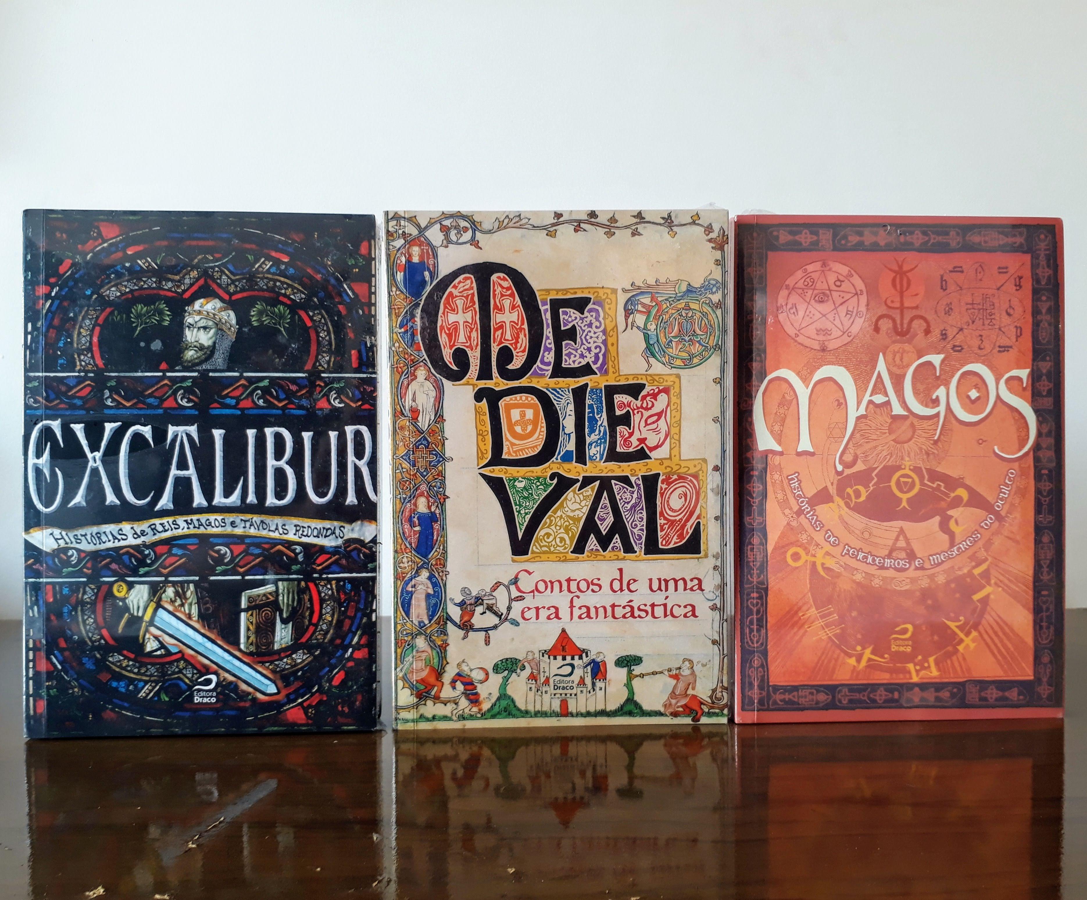 Excalibur, medieval, magos