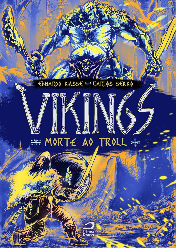 Hq - vikings morte ao troll